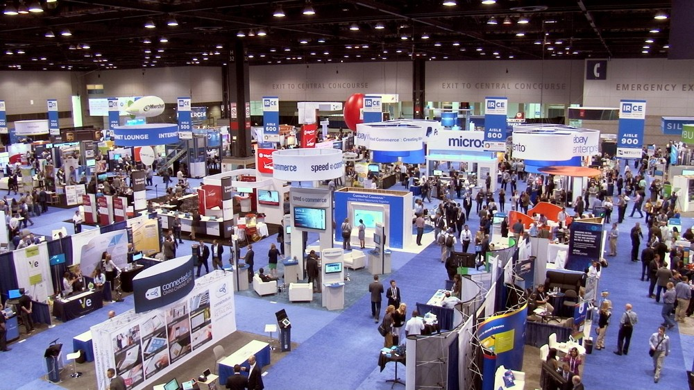 5 TIPS FOR SUCCESSFUL TRADE SHOWS